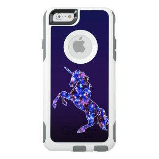 Afbeelding van de de eenhoorn sterrige hemel van OtterBox iPhone 6/6s hoesje