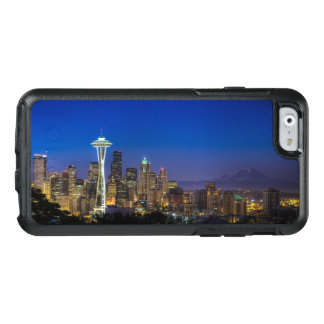 Afbeelding van de Horizon van Seattle in OtterBox iPhone 6/6s Hoesje