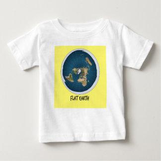 Afbeelding van Vlakke Aarde Baby T Shirts