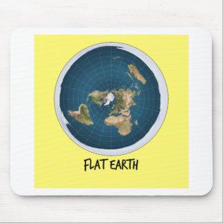 Afbeelding van Vlakke Aarde Muismat
