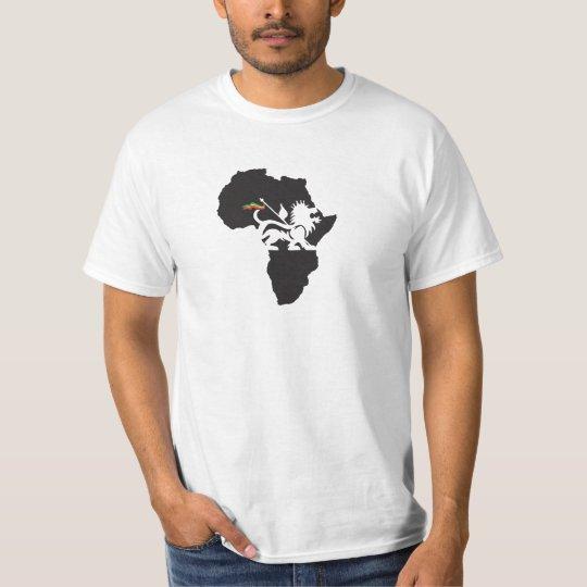 African Lion T Shirt
