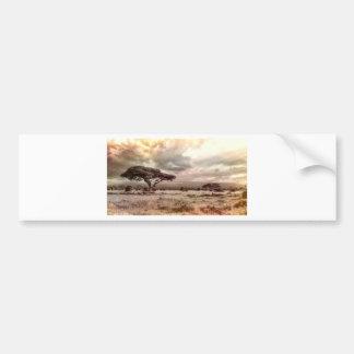 Afrika-944-land-wild-natuur Bumpersticker