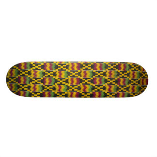 Afrika, Ghana, Accra. Het nationale Museum, Skateboard Decks