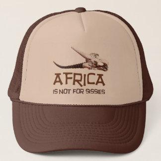 Afrika is niet voor lafaards: De Afrikaanse Trucker Pet