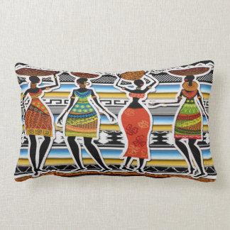 Afrikaans Feest Lumbar Kussen