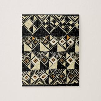 Afrikaans Kuba Geïnspireerd Design Legpuzzel