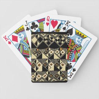 Afrikaans Kuba Geïnspireerd Design Poker Kaarten
