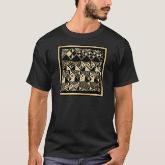 Afrikaans Kuba Geïnspireerd Design T Shirt