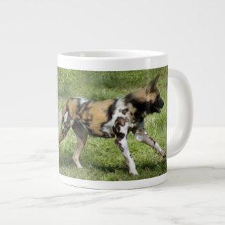 Afrikaans-wild-hond-004 Grote Koffiekop