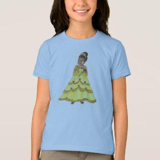 Afrikaanse Amerikaanse de belt-shirt van de T Shirt