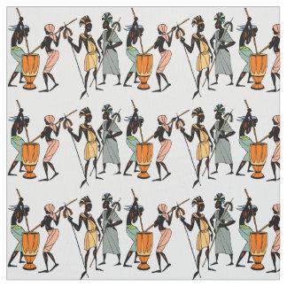 Afrikaanse inheemse stammenontwerpstof stof