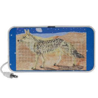Afrikaanse Jakhals iPod Speakers