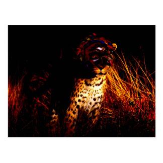 """""""Afrikaanse Koningin van de Nacht"""" producten Wenskaart"""