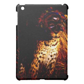 """""""Afrikaanse Koningin van de Nacht"""" producten iPad Mini Hoesjes"""