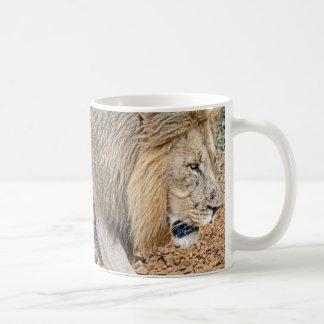 Afrikaanse Leeuw Koffiemok