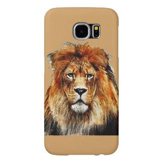 Afrikaanse Leeuw Samsung Galaxy S6 Hoesje