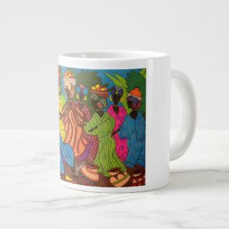 Afrikaanse Mug Grote Koffiekop