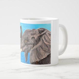 Afrikaanse reus grote koffiekop
