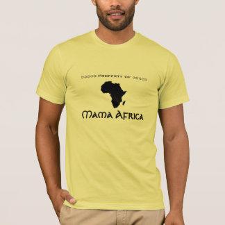 Afrikaanse trots t shirt