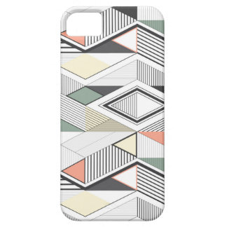 Afrikaanse vector barely there iPhone 5 hoesje