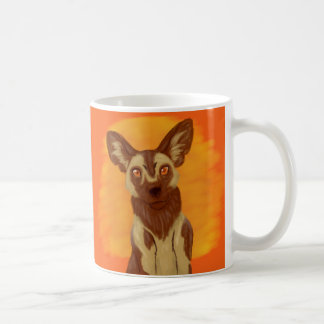 Afrikaanse Wilde Hond Koffiemok