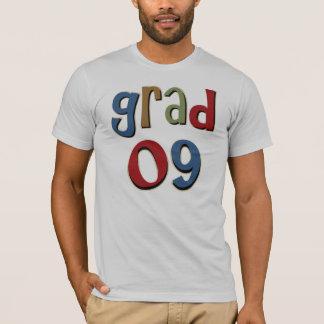 Afstudeerder 09 t shirt