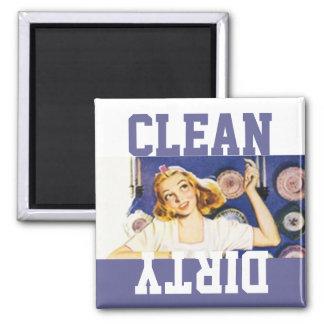 Afwasmachine van de Gezinshulp van de magneet de V