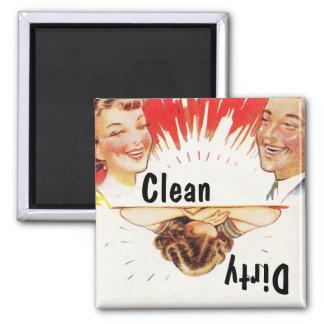 Afwasmachine van de Pret van de magneet ~ de Vinta