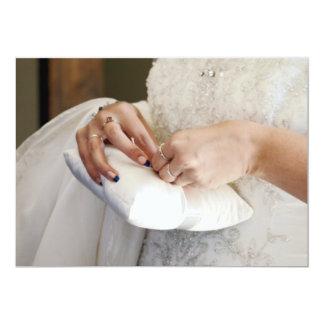Afwerkingen - de Uitnodiging van het Huwelijk
