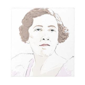 Agatha Christie Notitieblok