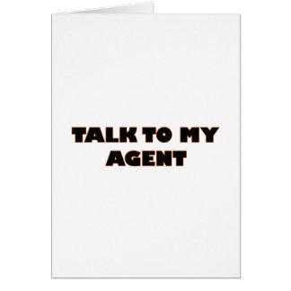 agent kaart