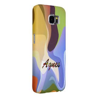 Agnes Samsung Galaxy dekking Samsung Galaxy S6 Hoesje