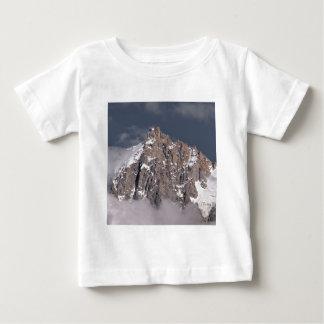 Aiguille du Midi in Frankrijk Baby T Shirts