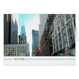 aim*high_NYC notakaart Kaart