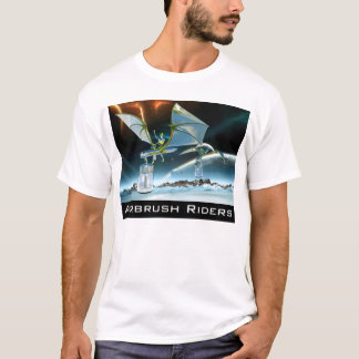 Airbrush Riders Shirt by AirbrushFan