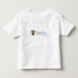 airedale kinder shirts