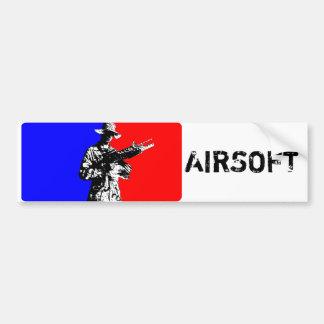 AIRSOFT bumpersticker