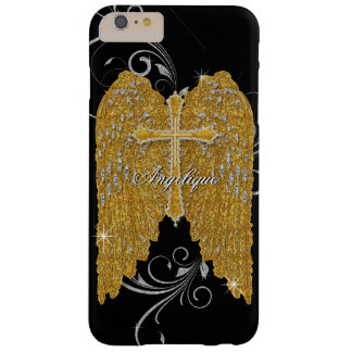 AJR-GS-3-angels-wings-BLK.jpg Barely There iPhone 6 Plus Hoesje