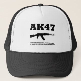 AK47 TRUCKER PET