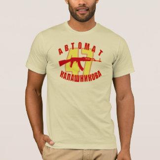 "Ak-47 (""Avtomat Kalashnikova') T Shirt"