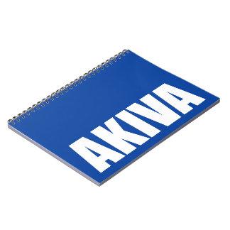Akiva Ringband Notitieboek