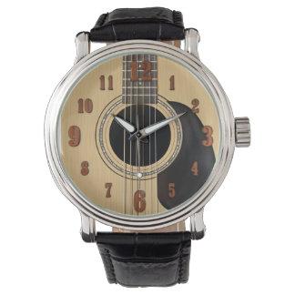 Akoestische Gitaar Horloges