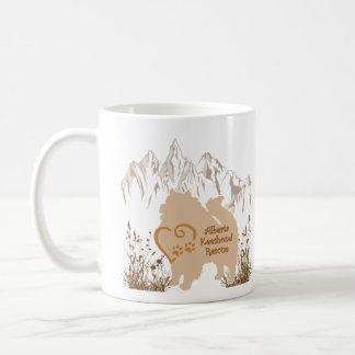 AKR Logo - Goud - Koffie & Kees Fur Koffiemok