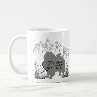 AKR Logo - Grijs - Koffie & Kees Fur Koffiemok
