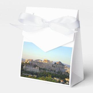 Akropolis - Athene Bedankdoosjes