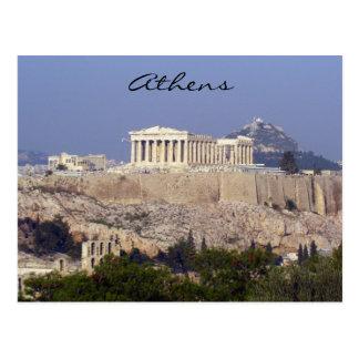 akropolis briefkaart