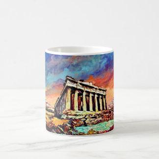 Akropolis van de Mok van Athene