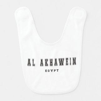 Al Akhawein Egypte Slabbetje