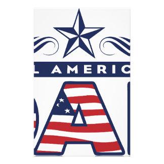 Briefpapier gepersonaliseerd briefpapier huisstijl briefpapier met logo zakelijk briefpapier - Huisstijl amerikaanse ...