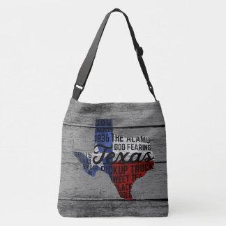 Al Bolsa van Texas van Dingen Crossbody Tas
